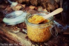 Kids can make this homemade Vanilla Sugar Body Scrub. firefliesandmudpies.com