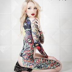 @kimoconnorx0x0 by @jennaphotog #sidetattoo #sleeve #womenwithink #womenwithtattoos #ink #inkedgirl #inkedgirl #ornamental #inkedmodel #girlswithtattoos #girlswithink #modelswithink #modelswithtattoos #tattoo #tattoos #tattooed #thightattoo #tattooedgirls #tattooedwomen #art #photography #altgirls #altmodel