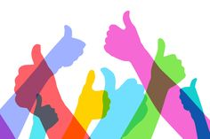 generic-multicolored-overlapping-thumbs-up-illustration