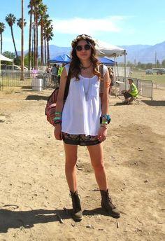 Coachella Street Style