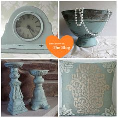 Refreshing The Home With Duck Egg Blue Accessories