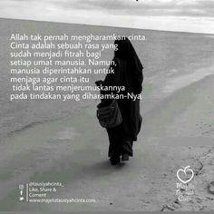 """Allah tak pernah mengharamkan cinta. Cinta adalah sebuah rasa yang sudah menjadi fitrah bagi setiap umat manusia. Namun manusia diperintahkan untuk menjaga agar cinta itu tidak lantas menjerumuskannya pada tindakan yang diharamkan-Nya. Cinta haruslah menjadi media untuk mendekat kepada-Nya. Cinta yang seperti apakah yang sekiranya mampu mendekatkan kita kepada Sang Pemberi Cinta? Sebut saja """"Cinta Dalam Diam""""  Cinta dalam diam menurut Islam adalah cara mencintai yang dirasa paling tepat…"""