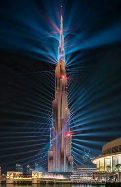 Burj Khalifa Dubai, United Arab Emirates