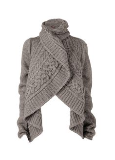 LOVE this.  I wonder if I could knit it?