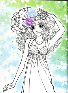 Korean Coloring Book - green - Mama Mia - Picasa Web Albums