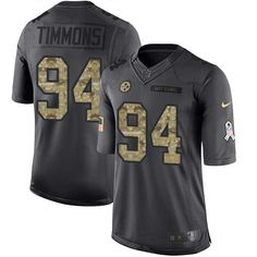 Nike-Pittsburgh-Steelers-94-Lawrence-Timmons-Anthracite-Stitched-NFL-Limited-2016-Salute-to-Service-Jersey-  https://www.gojerseyshop.com/