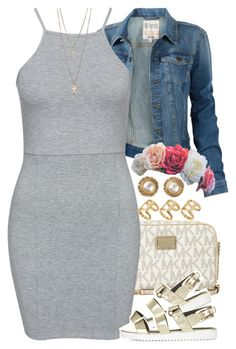 """Untitled #1334"" by power-beauty ❤ liked on Polyvore featuring Fat Face, Michael Kors, NLY Trend, Topshop, Chanel and ASOS"