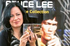 Agnes Lee Bruce Lee's Sister | Fragrance of Fury! Bruce Lee line of perfumes released in Dubai ...