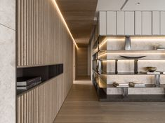 da-interior-taipei - WEIMAX STUDIO Shelving Design, Shelf Design, Cabinet Design, Modern Scandinavian Interior, Contemporary Interior Design, House Outside Design, House Design, Luxury Interior, Interior Architecture