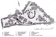 Association des Parcs et Jardins en Région Centre : Jardin du Pré-Catelan
