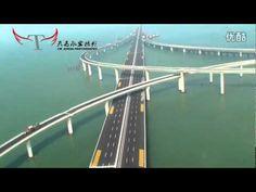 World's Longest Over-Water Bridge
