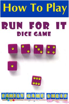 Games To Play With Kids, Family Fun Games, Family Game Night, Play Run, Picture Puzzles, Dice Games, Outdoor Games, Teaching Math, Fun Activities