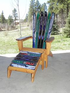 Colorado Ski Furniture - Pagosa Springs, CO