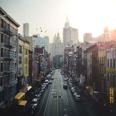 Chinatown – Photo by luciomx