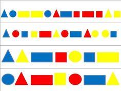 Blocs logiques Les miens viennent du site sur lequel vous pouvez trouver plein d'accessoires pour inventer des jeux avec vos élèves! Que faire avec ces fameux blocs logiques ???...