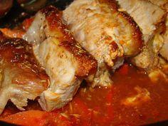 Lombo de porco delicioso                                                                                                                                                                                 Mais