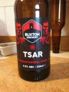 Tsar, Buxton , Russian Imperial IPA, UK