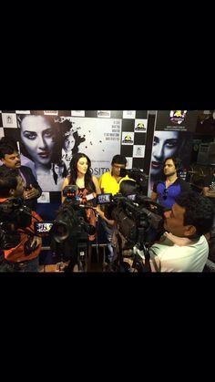 Latest #bPositive #movie press conference #Bollywood #India