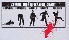 Know your Zombies...