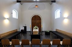 nieuwe ooster kleine aula - Amsterdam