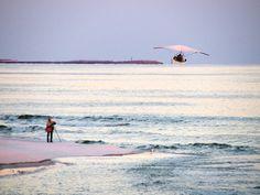 Seaplane over the Gulf! Destin, Fl