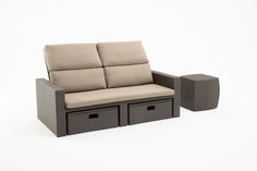 Outdoor Lounge, Outdoor Decor, Makassar, Table Dimensions, Recliner, Sofas, Ottoman, Relax, Cushions
