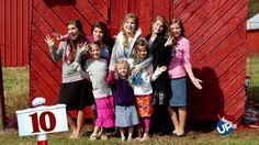 "Here's what you'll get on the UP Original Show ""Bringing Up Bates""."