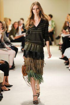 Sonia Rykiel, Spring-Summer 2015, Ready-To-Wear, Paris