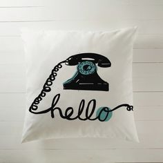 'Hello' telephone