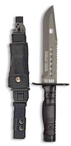 RUI Tactical Knives Combat Fixed Blade 32067