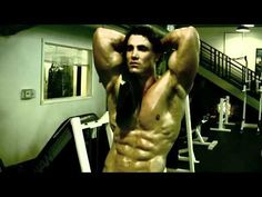 This guy will get you motivated before your workout. Greg Plitt Abdominal Difference Workout Preview