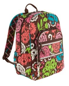 b38ff1dbc440 14 Best Vera Bradley backpacks I want images