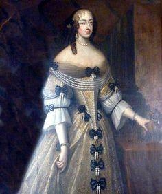 ArtistUnknown TitlePortrait of Marguerite Yolande of Savoy (1635-1663) Date1660