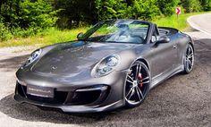 2013 Gemballa Porsche 991 Carrera S Cabriolet