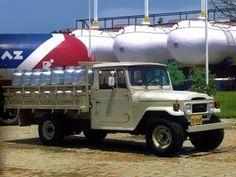 Toyota Bandeirante Pickup (OJ55LP) '1979–84