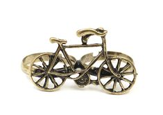 Bicycle Double Ring Adjustable Gold Tone Knuckle Bike Statement Fashion Jewelry -- Wonderful of you to drop by to see the picture. (This is our affiliate link) Double Ring, Statement Rings, Cufflinks, Fashion Jewelry, Bicycle, Magic, Awesome Stuff, Metal, Gold