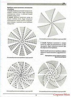 28 Fantastiche Immagini Su Uncinetto Crochet Patterns Crocheted