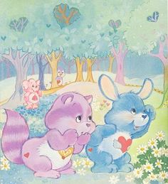 Care Bear Cousins: Cozy Heart Penguin, Lotsa Heart Elephant, Bright Heart Raccoon & Swift Heart Rabbit Play Hide & Seek