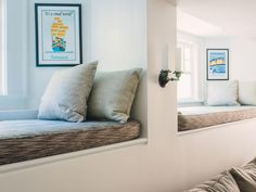 From colorful pops of art to clever use of glass doors, here are designer tricks for keeping a basement light and bright.
