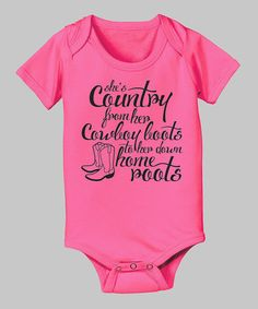 All Things Country: Tees  Bodysuits   Daily deals for moms, babies and kids