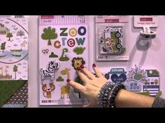 Zoo Crew Collection by Bella Blvd - CHA Winter 2016 Video