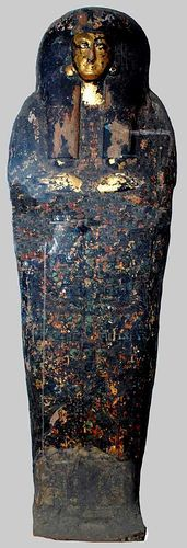 Outer Coffin of Nesitanebisheru (The Royal Cache TT320, Deir el-Bahari) Egyptian Museum Cairo, CG 61033