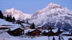 Switzerland (Or: Why you shouldn't build your mansion in the ...
