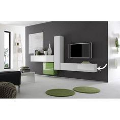 Meuble TV design BOX LINEA COLOR COLONNE MILIBOO : prix, avis & notation, livraison. Vous êtes sur le meuble mural rectangulaire couleur Ecru. Avec COLORED, composez VOTRE meuble en achetant séparément chaque module à la couleur de votre choix ! Résultat tendance et unique garanti ! Voir tous les modules disponibles Personnalisez à 100% votre intérieur ! Miliboo vous propose une collection modulable à souhait. Meuble...