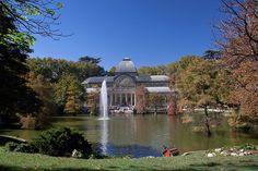 Palacio de Cristal - Parque del Retiro