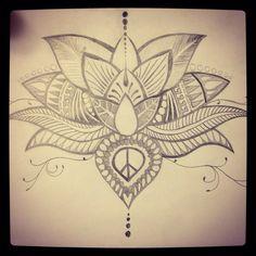 buddha lotus tattoo - Google Search
