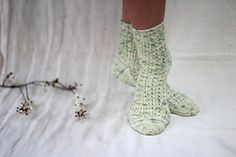 Ravelry: Apple Blossom Socks pattern by Helen Stewart Tiny Flowers, Build Your Own, Knitting Socks, Ravelry, Knit Crochet, Apple, Pattern, Fashion, Diy