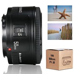 #Yongnuo yn 50mm f/1.8 #af/mf auto focus lens for #canon ef mount eos camera lf65,  View more on the LINK: http://www.zeppy.io/product/gb/2/371640029870/