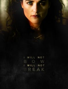 I will not fall, I will not fade. Pride would be the downfall of us all