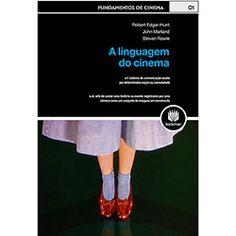 Livro - A Linguagem do Cinema - Fundamentos De Cinema